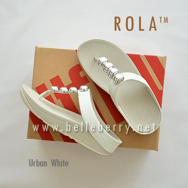 Rola Fitflop New Urban 39 Size 8 Eu White Us qOFFdw5